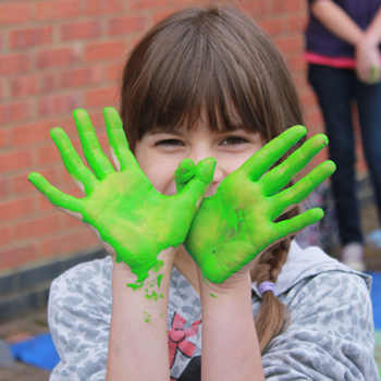 Amazing, imaginative, fun... Wassledine activities for kids