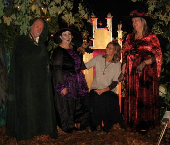 Jane with the Harlington spooks