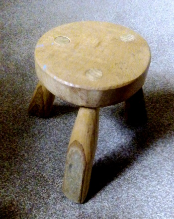 Make a wooden stool at Wassledine, with craftsman Ed Burnett