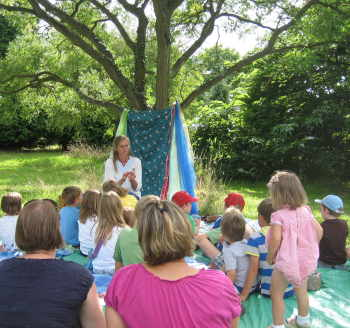 Storytelling at RHS Wisley