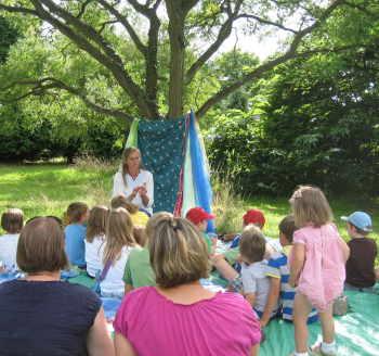 Storytelling at RHS Wisley