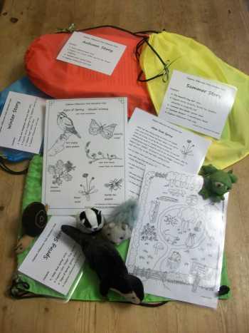 Education pack developed for Clapham Millennium Park