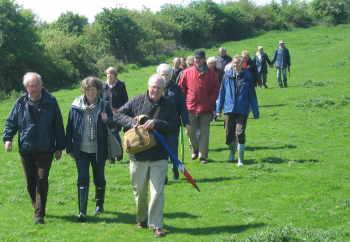 Gravenhurst's a lovely place to walk