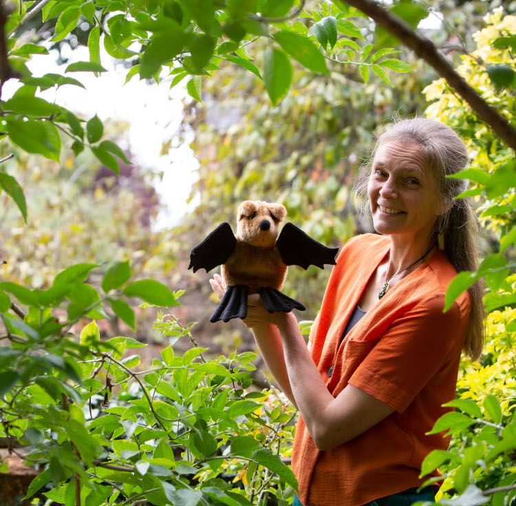 Jane has recorded stories for the Greensand Trust whch are now available to listen to on their website