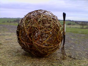 Large willow ball